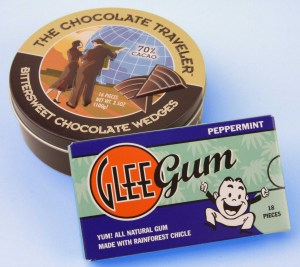 Glee Gum and the Chocolate Traveler