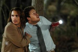 James Franco and Seth Rogan in 'Pineapple Express'