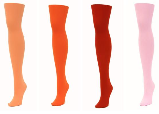 We Love Colors carries 45 different colors for tights in all sizes!