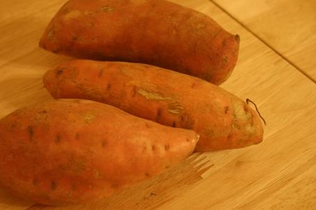 Sweet Potatoes!