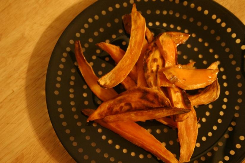 Honeyed Sweet PotatoFries