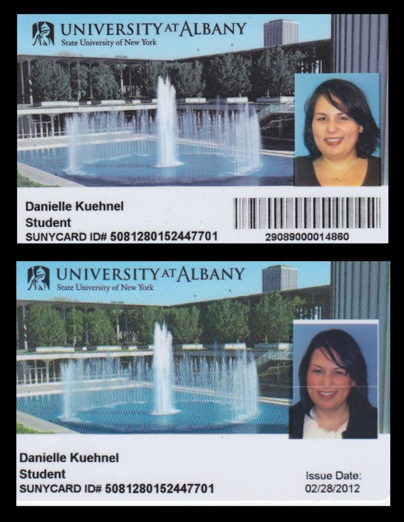 My student IDs