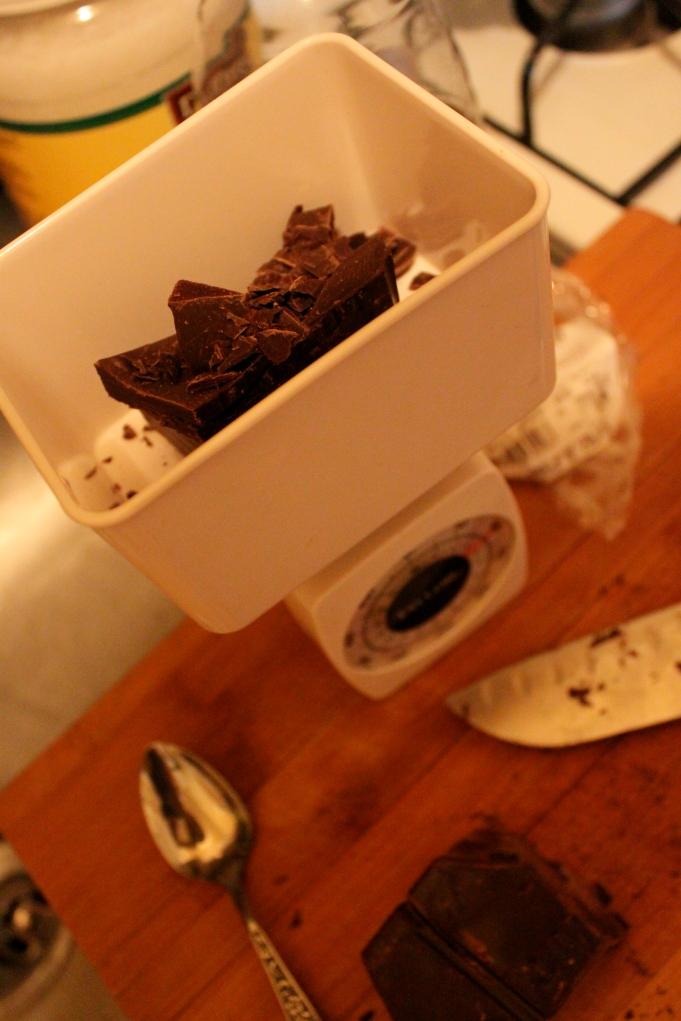 Delicious chocolate!